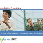 6 Crucial Behaviors for Customer Facing Employees_Presentation SBP